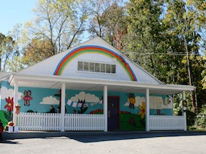 Briarcliff Nursery School Building